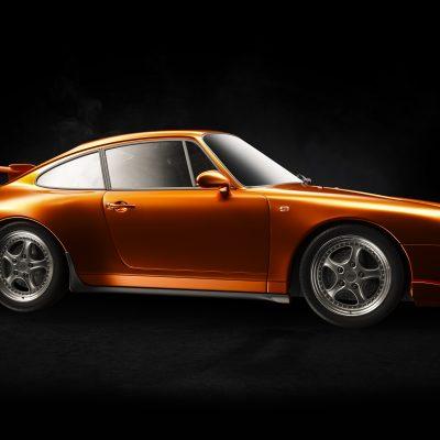 Porsche 911 – studio
