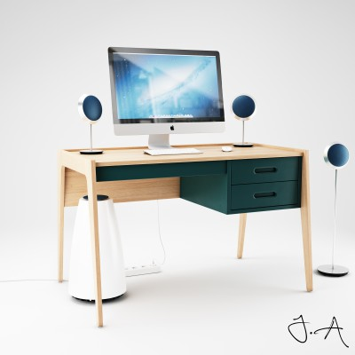 Maybe a new desk?